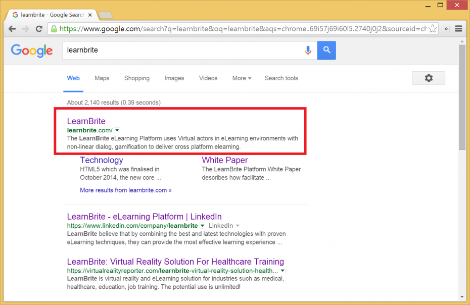Add a Google Voice Search Result and Bump CTR by 4